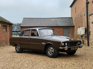 Picture of 1973 Rover 3500S MK II V8 Manual. Lovely Car. SOLD