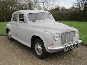 Picture of 1955 Rover P4 60 at ACA 13th and 14th February For Sale by Auction