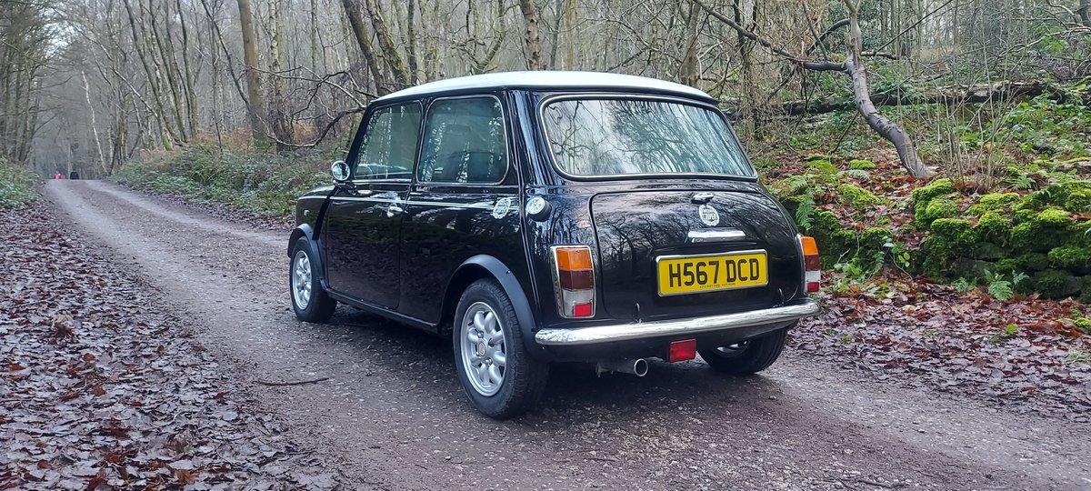 1990 Very Rare John Cooper Rover Mini Cooper RSP For Sale (picture 3 of 12)