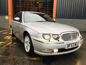 Picture of 2003 ROVER 75 CDTi AUTO CONNOISSEUR SE LOW MILEAGE FSH For Sale