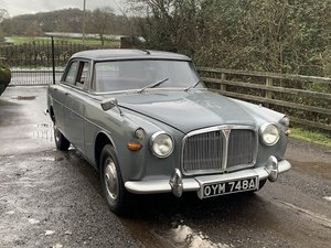 Rover p5 same owner 22 years