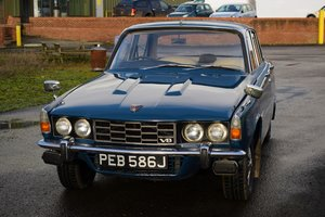 Picture of 1970 ROVER P6 V8 - WHAT A HISTORY, LOW MILES, 1 OWNER 38 YRS SOLD