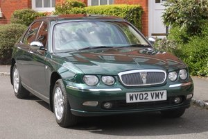Picture of 2002 Rover 75 V6 Connoisseur (Only 17,000 Miles) For Sale