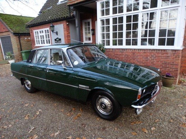 1974 Rover 2200 SC Auto For Sale (picture 1 of 6)