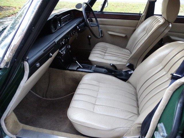 1974 Rover 2200 SC Auto For Sale (picture 3 of 6)