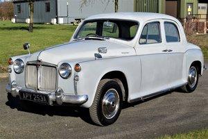 Picture of 1963 P4 ROVER 95 - MEGA SOUND, LOVELY CAR, SUPERB ENGINE! For Sale