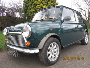 Picture of 1989 Low Mileage Mini Racing Green For Sale