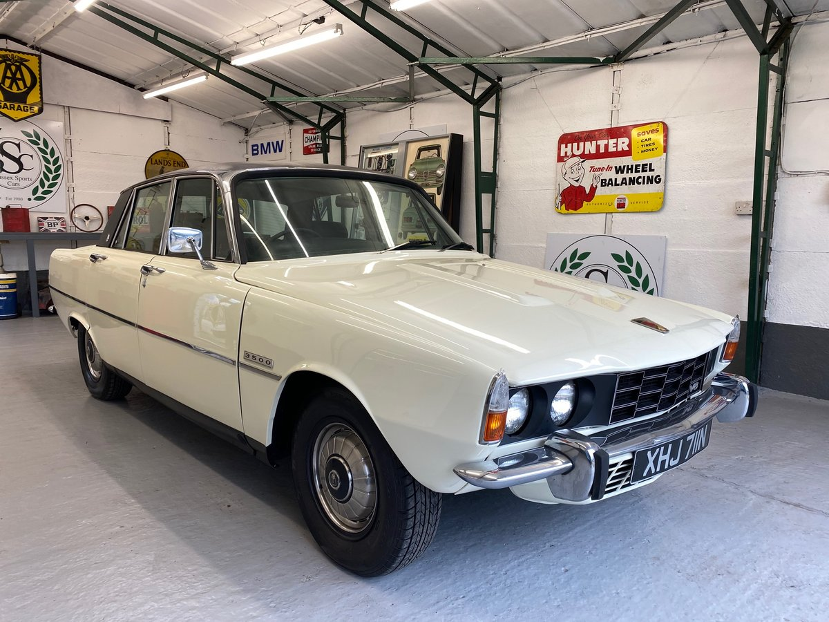 Picture of Rover P6 Auto 1975 For Sale