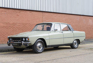 Picture of 1974 Rover P6 3500 (RHD) For Sale