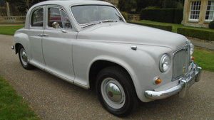 Picture of 1955 Rover P4 60, 1997cc. 4 cylinder. For Sale