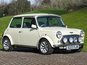 Picture of 2000 Rover Mini Cooper Sport 27th April For Sale by Auction