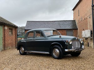 Picture of 1964 Rover P4 95. 2.6 Overdrive Fresh MOT With No Advisories SOLD