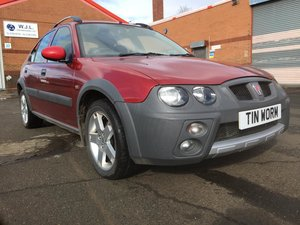 Picture of 2003 Rover Streetwise 1.4 petrol 5 door, manual, sunroof SOLD