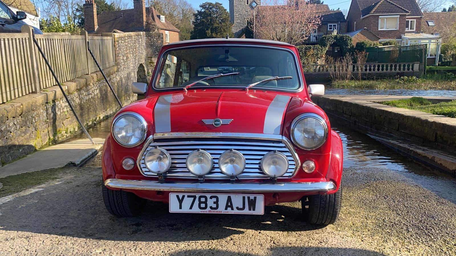2001 Solar Red Mini Sportspack For Sale (picture 2 of 12)