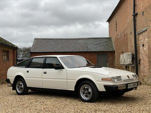 Picture of 1979 Rover SD1 2600 Series I Manual. Only 55,000 Miles SOLD