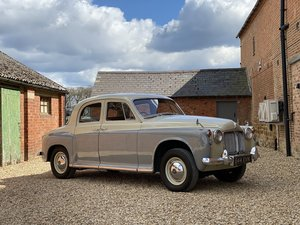 Picture of 1959 Rover P4 90. Last Owner 15 Years For Sale