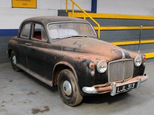 Picture of 1958 Rover P4 60 at ACA 1st and 2nd May For Sale by Auction