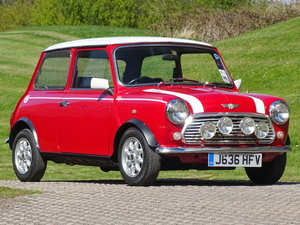 Picture of 1991 Rover Mini Cooper For Sale by Auction
