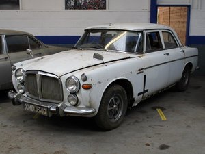 Picture of 1969 Rover P5B 3.5 Litre Auto Saloon at ACA 1st and 2nd May For Sale by Auction