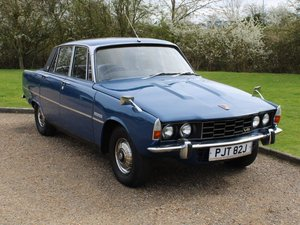 Picture of 1971 Rover P6 3500 Auto at ACA 1st and 2nd May For Sale by Auction