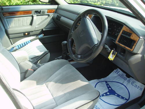 1996 Rover 800 820 Si Saloon with history, unmolested example  For Sale (picture 2 of 6)
