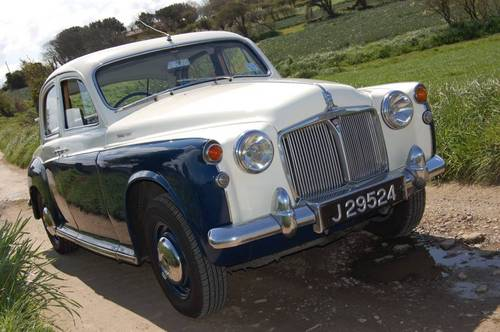 Rover P4 100 1961. For Hire in Jersey For Hire (picture 1 of 6)