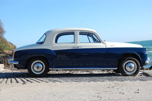 Rover P4 100 1961. For Hire in Jersey For Hire (picture 4 of 6)