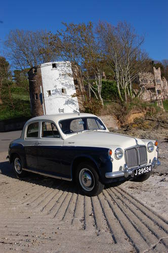 Rover P4 100 1961. For Hire in Jersey For Hire (picture 5 of 6)