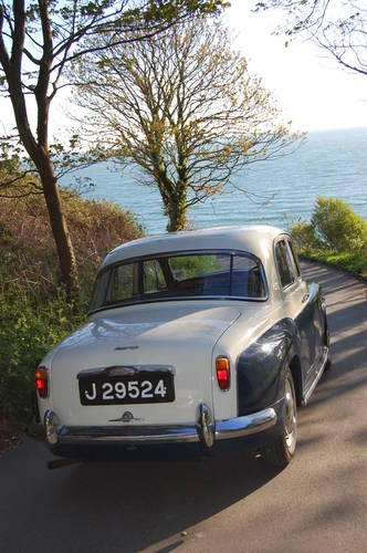 Rover P4 100 1961. For Hire in Jersey For Hire (picture 6 of 6)