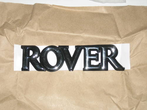 Rover Badge DAG10014 For Sale (picture 1 of 2)
