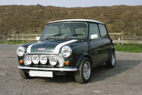 1995 Classic Mini Cooper S Grand Prix Sold Car And Classic