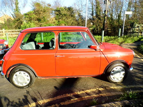 Mini Mayfair auto 1300 1996 only 19k SOLD (picture 4 of 6)