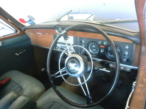 1962 ROVER P4 110 OVERDRIVE-ALUMINUM PANELS For Sale (picture 5 of 6)