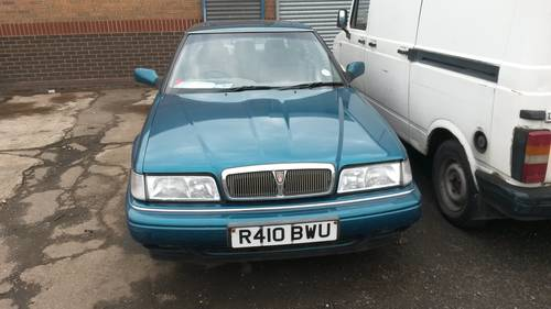 1997 Rover 820i 2.0L Petrol For Sale (picture 1 of 3)
