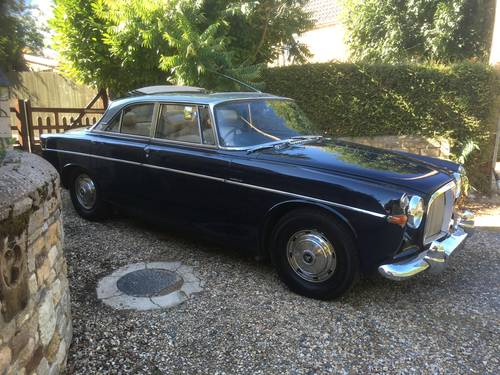 1967 ROVER P5 COUPE SOLD (picture 1 of 6)