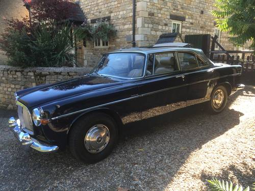 1967 ROVER P5 COUPE SOLD (picture 2 of 6)