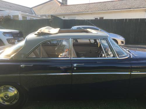 1967 ROVER P5 COUPE SOLD (picture 4 of 6)