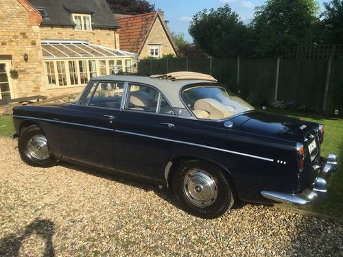 1967 ROVER P5 COUPE SOLD (picture 5 of 6)