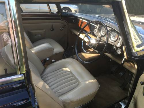 1967 ROVER P5 COUPE SOLD (picture 6 of 6)