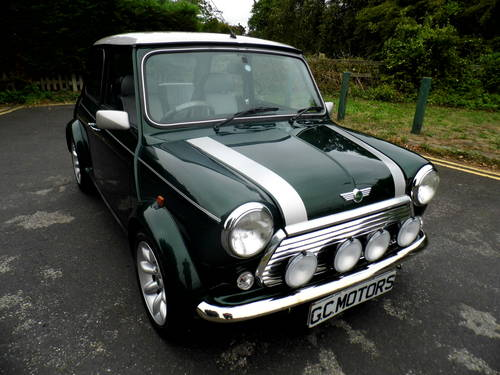 Mini Cooper Sport 2001 500LE For Sale (picture 1 of 6)