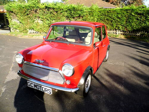 2000 Mini seven in red with only 43k 1 owner For Sale (picture 2 of 6)