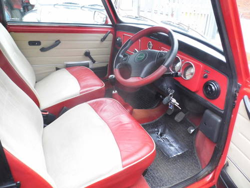 2000 Mini seven in red with only 43k 1 owner For Sale (picture 5 of 6)