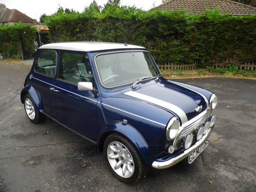 """Mini Cooper sport """"396 Miles""""2000,X reg For Sale (picture 1 of 6)"""
