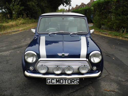 """Mini Cooper sport """"396 Miles""""2000,X reg For Sale (picture 2 of 6)"""