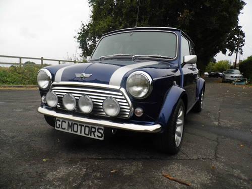 """Mini Cooper sport """"396 Miles""""2000,X reg For Sale (picture 3 of 6)"""