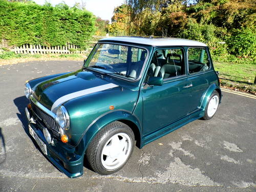 1989 Rover Mini ERA Turbo only 6400 miles  For Sale (picture 1 of 6)