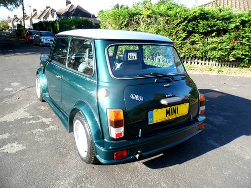 1989 Rover Mini ERA Turbo only 6400 miles  For Sale (picture 3 of 6)