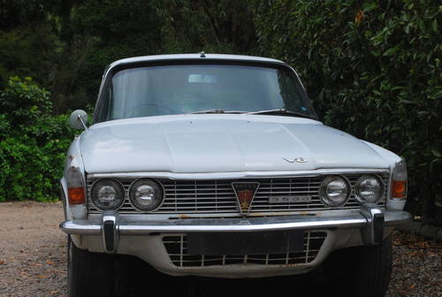 1969/1970 Rover 3500 automatic For Sale (picture 2 of 6)