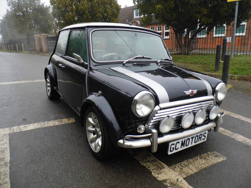 2000 Rover Mini Cooper S Works No7 of Last 50 For Sale (picture 2 of 6)