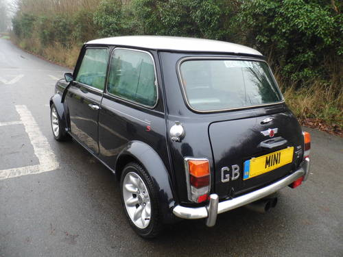 2000 Rover Mini Cooper S Works No7 of Last 50 For Sale (picture 3 of 6)